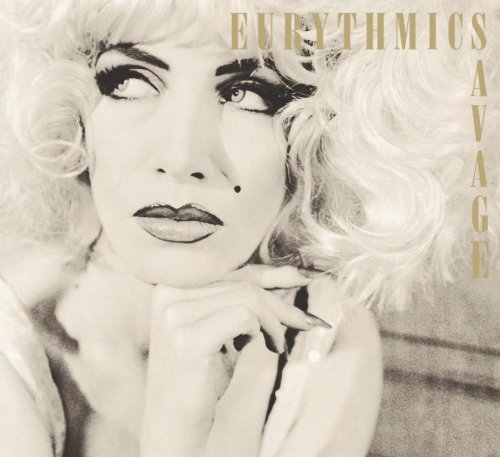 Eurythmics You Have Placed A Chill In My Heart cover art