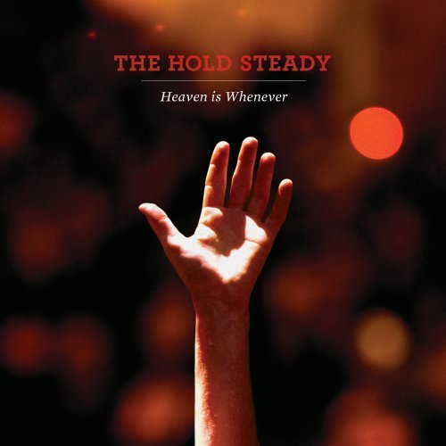 The Hold Steady Hurricane J cover art