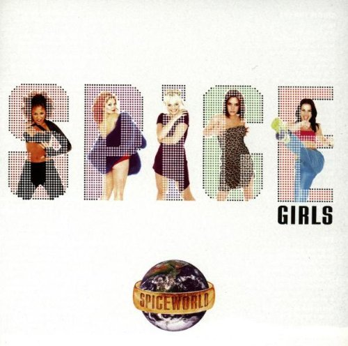 The Spice Girls The Lady Is A Vamp cover art