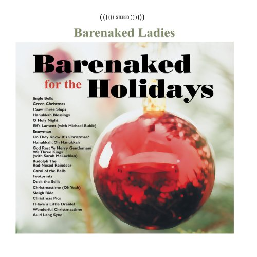 Barenaked Ladies God Rest Ye Merry Gentlemen/We Three Kings cover art