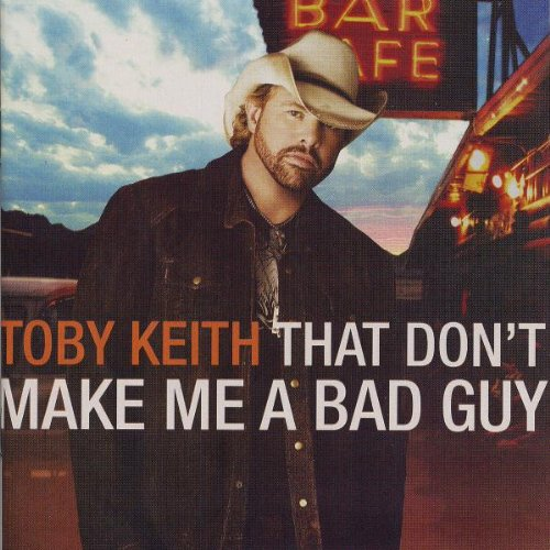 Toby Keith She Never Cried In Front Of Me cover art