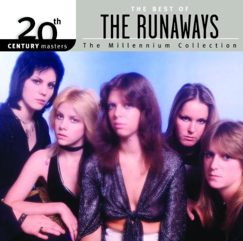 The Runaways Cherry Bomb cover art