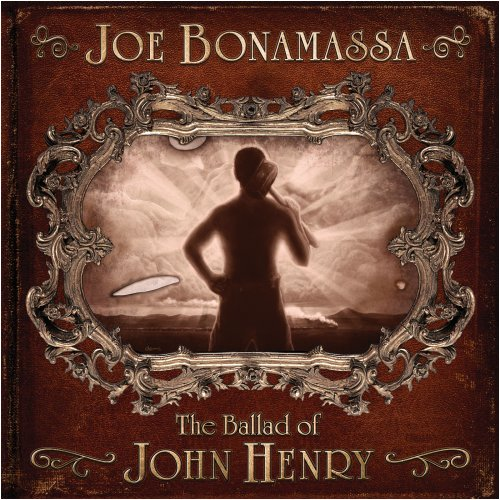 Joe Bonamassa The Great Flood cover art