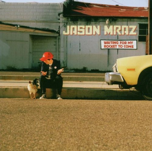 Jason Mraz Curbside Prophet cover art
