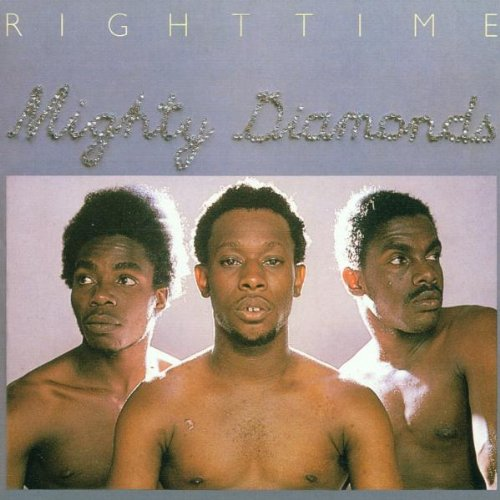 The Mighty Diamonds I Need A Roof cover art