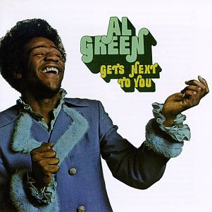 Al Green Tired Of Being Alone cover art