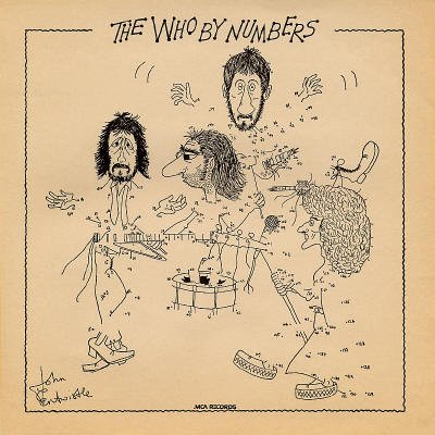 The Who However Much I Booze cover art