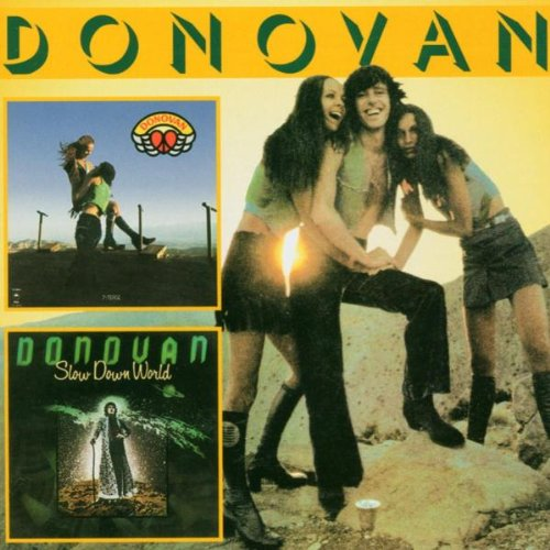 Donovan Dark Eyed Blue Jean Angel cover art