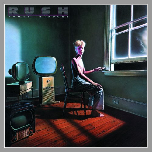 Rush The Big Money cover art
