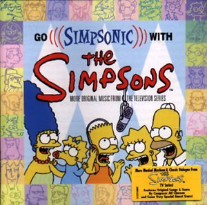 The Simpsons Senor Burns cover art