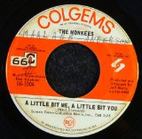 A Little Bit Me, A Little Bit You sheet music by The Monkees