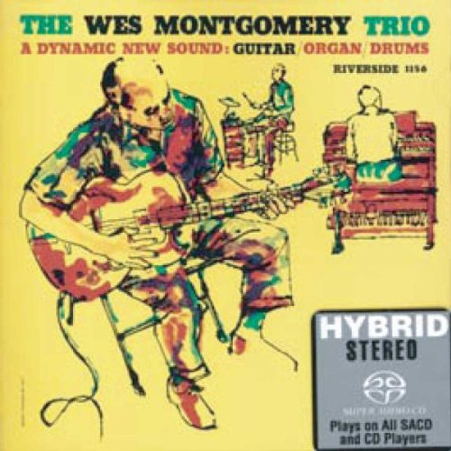Wes Montgomery Satin Doll cover art