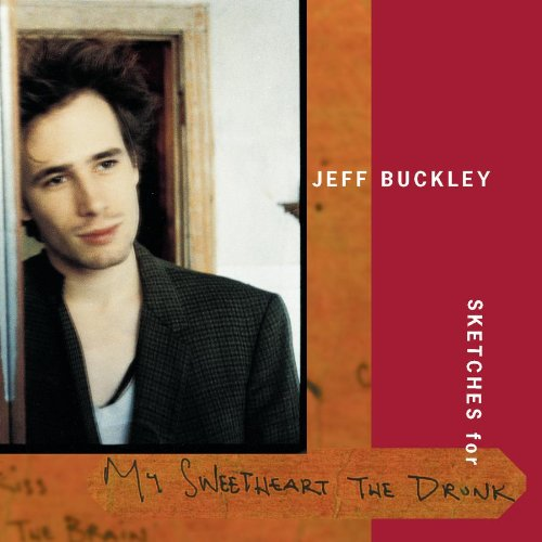Jeff Buckley Nightmares By The Sea cover art