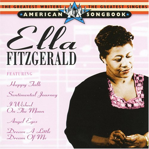 Ella Fitzgerald Stars Fell On Alabama cover art