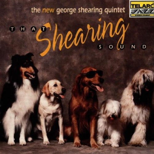 George Shearing Conception cover art