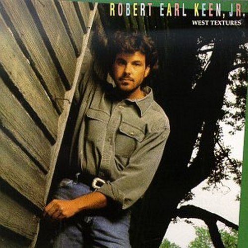 Robert Earl Keen The Road Goes On Forever cover art