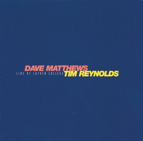 Dave Matthews & Tim Reynolds Halloween cover art