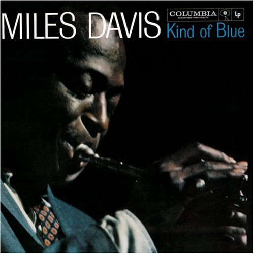 Miles Davis All Blues cover art