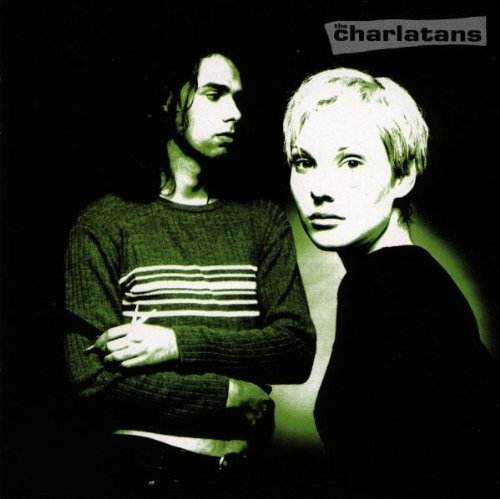 The Charlatans Jesus Hairdo cover art