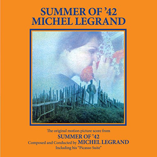 Michel Legrand Theme From Summer Of '42 (The Summer Knows) arte de la cubierta