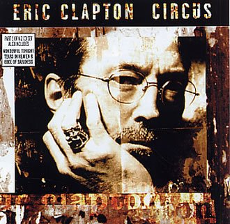 Eric Clapton Edge Of Darkness cover art