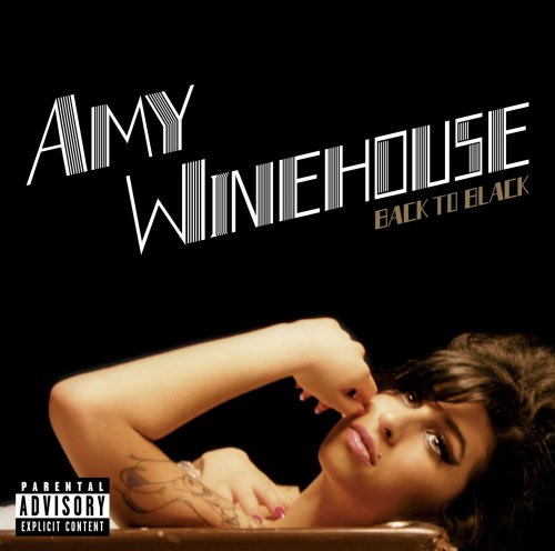 Amy Winehouse Tears Dry On Their Own cover art