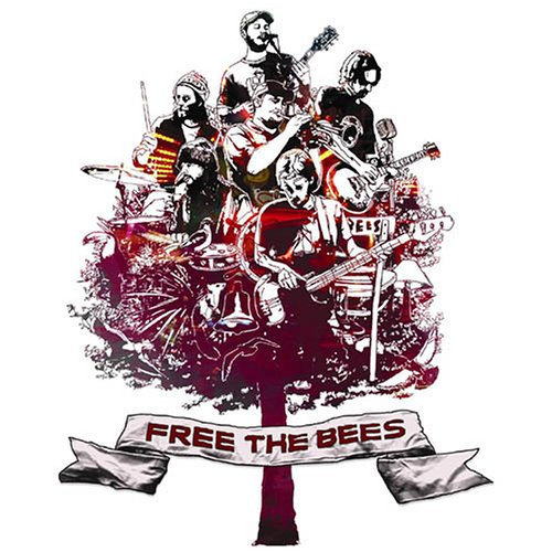 The Bees Wash In The Rain cover art
