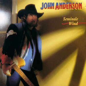 John Anderson Straight Tequila Night cover art