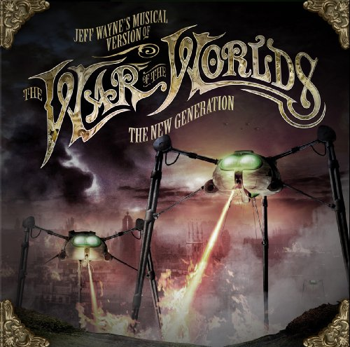 Jeff Wayne The Eve Of The War (from War Of The Worlds) cover art