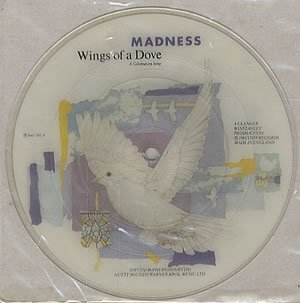 Madness Wings Of A Dove cover art