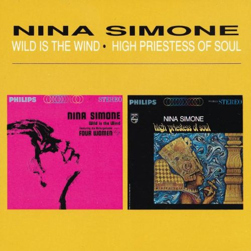 Nina Simone Take Me To The Water cover art