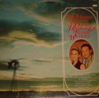 David Houston & Tammy Wynette My Elusive Dreams cover art