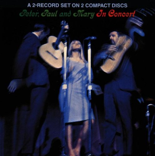 Peter, Paul & Mary The Times They Are A-Changin' cover art