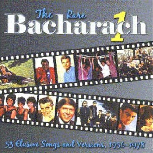 Burt Bacharach The Story Of My Life cover art