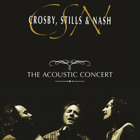 Crosby, Stills & Nash Deja Vu cover art