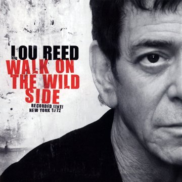 Lou Reed Pale Blue Eyes cover art