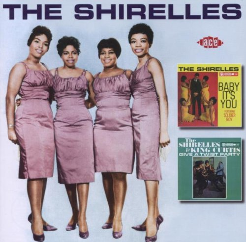 The Shirelles Soldier Boy cover art
