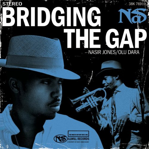Nas Bridging The Gap (feat. Olu Dara) cover art