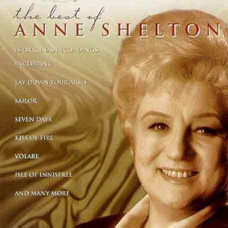 Anne Shelton Sailor cover art