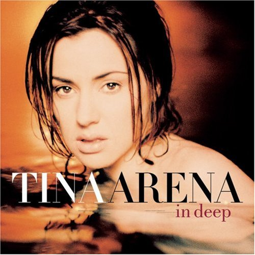 Tina Arena Burn cover art
