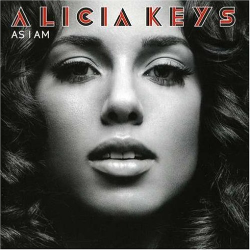 Alicia Keys The Thing About Love cover art