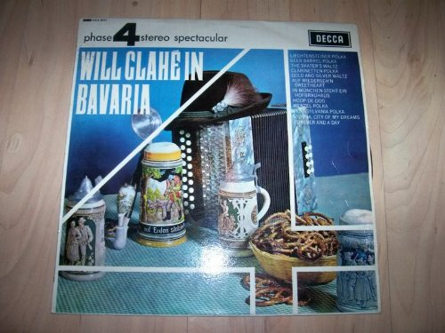 Will Glahe Beer Barrel Polka (Roll Out The Barrel) cover art
