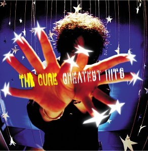 The Cure Lullaby cover art