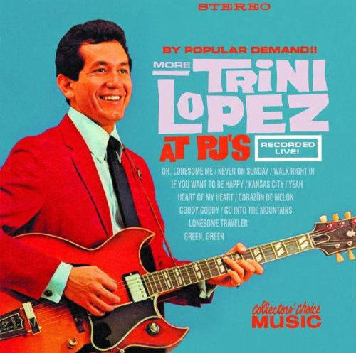 Trini Lopez If I Had A Hammer cover art