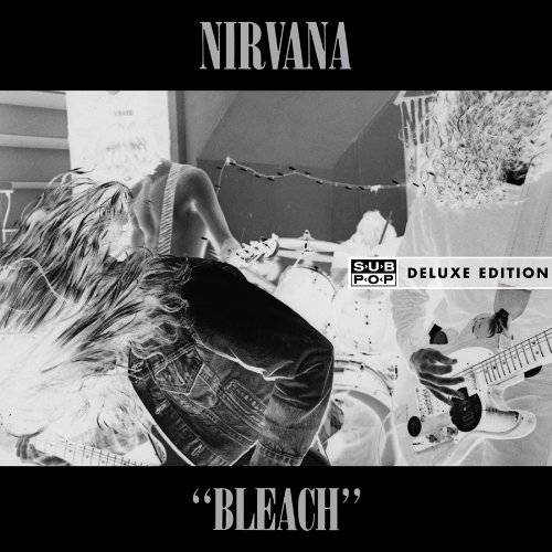 Nirvana Negative Creep cover art