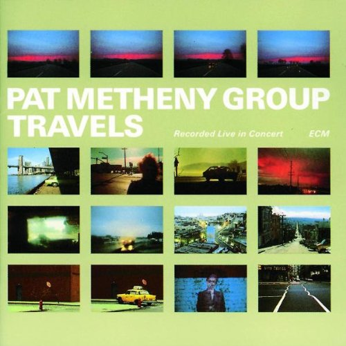 Pat Metheny Song For Bilbao cover art