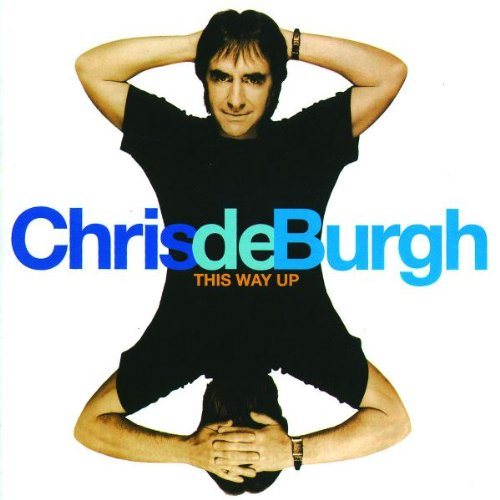Chris de Burgh Love's Got A Hold On Me cover art