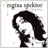 Fidelity sheet music by Regina Spektor