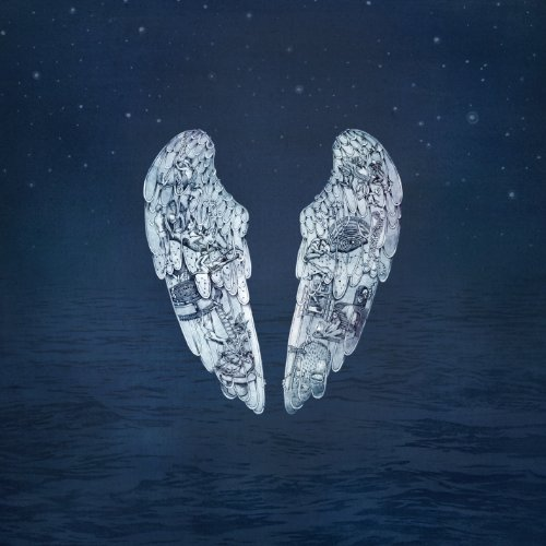 Coldplay Midnight cover art