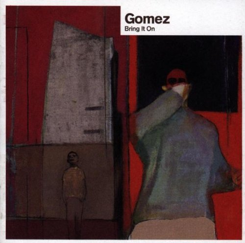 Gomez Get Myself Arrested cover art